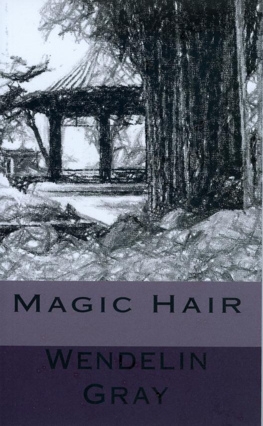 Magic Hair Print Cover